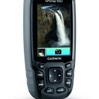 Garmin GPSmap 62sc und GPSmap 62stc – jetzt auch mit Kamera