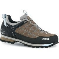 Salewa MTN Trainer W's Schuhe laguna – Wanderschuhe von Salewa für die Wandertour auf Endlich Outdoor