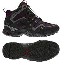 Adidas Terrex Fast X FM Mid GTX W's Schuhe magenta – Wanderstiefel von Adidas für die Wandertour auf Endlich Outdoor