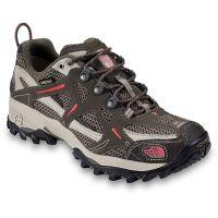 The North Face Hedgehog XCR III W's Schuhe khaki-red – Wanderschuhe von The North Face für die Wandertour auf Endlich Outdoor