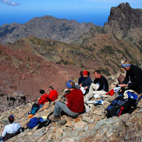 Col de Perdu, Korsika Foto: Wikinger Reisen