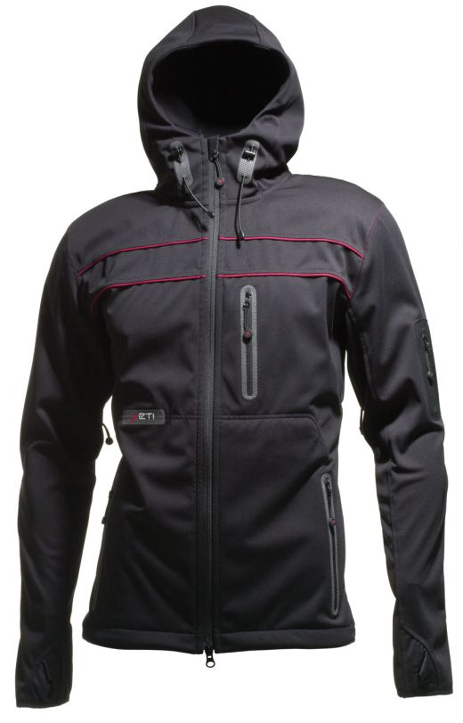 Modische softshell jacken