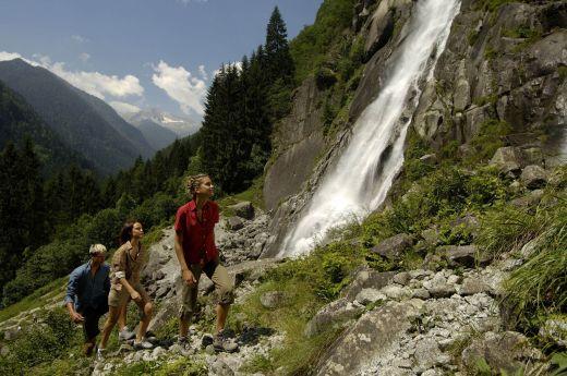 Wanderung entlang einer erfrischenden Quelle - Bild: Trentino