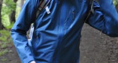 Houdini Surpass Shell Jacket – 2,5-Layer Hardshell Jacke für Wandertouren