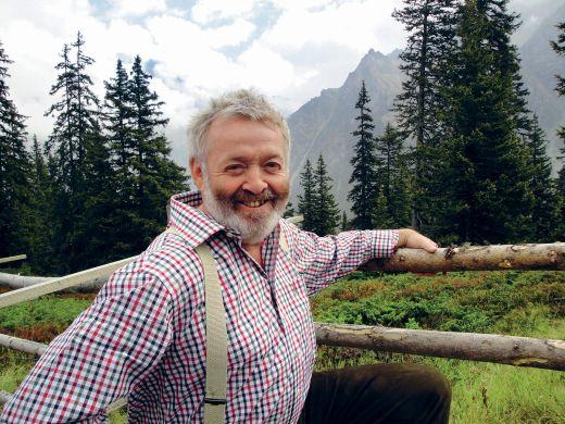 Sepp Braunger - Foto: Montafon Tourismus