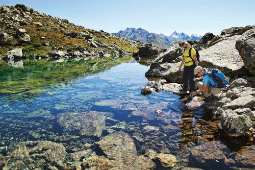 Wanderung Madrisa Rundtour, Foto von Thorsten Wenzler