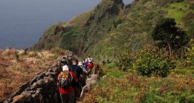 Geht nur auf Madeira – Levada-Wandern …