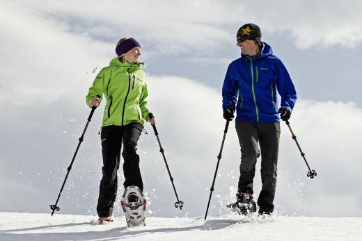 Atlas/Tubbs Schneesschuherlebnistour - Bild: K2 Sports
