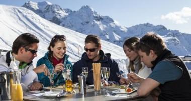 Wander-Safari im Schnee und Bergfrühstück mit Sonnenaufgang in der Silvretta Montafon