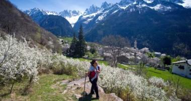 Via Bregaglia – Panoramawanderungen zwischen Schweiz und Italien