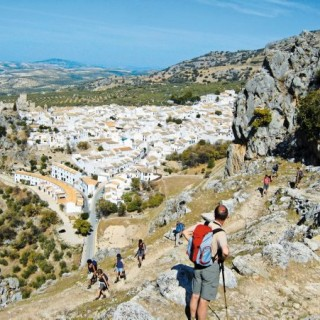 Wandern in Andalusien – Natur, Kultur und Sonne pur