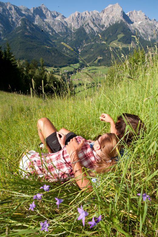 Relax Wandern Hochkönig, Copyright Hochkönig Tourismus GmbH