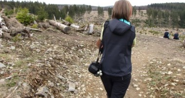 Jack Wolfskin SYMPHONY VEST WOMEN – Softshell-Weste mit Kapuze im Test auf Wandertouren