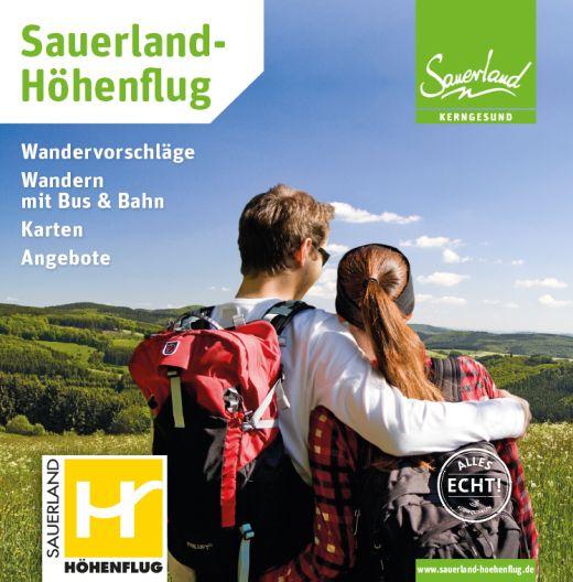 Booklet Sauerland-Höhenflug - Fotocredit: Sauerland-Tourismus e. V.