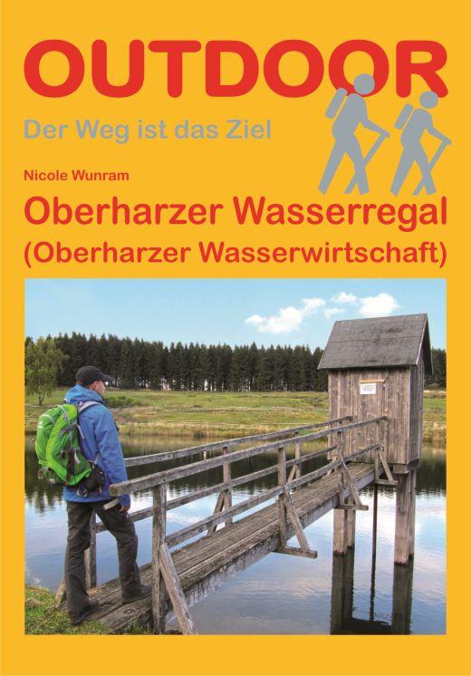 Wandern im Oberharzer Wasserregal (Oberharzer Wasserwirtschaft) von Nicole Wunram - Fotocredit:  Conrad Stein Verlag