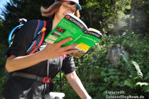 Wandern mit Wanderführer im Tannheimer Tal