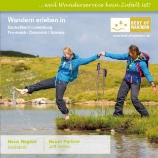 Best of Wandern – Neues Magazin jetzt kostenlos erhältlich