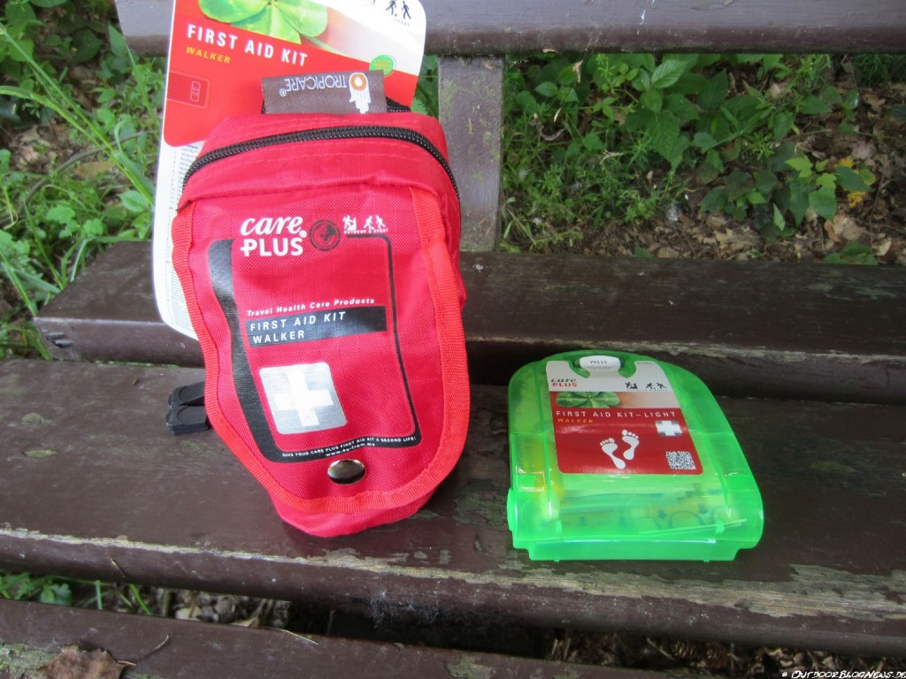 Care Plus® First Aid Kit Light Walker vs Care Plus® First Aid Kit Walker