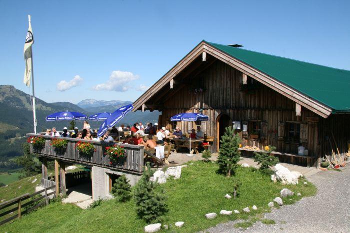 Zöhreralm - Fotocredit: Reiter's Posthotel Achenkirch/ Tirol/ A