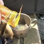 Kartoffelbrei statt teurer Outdoor-Mahlzeit