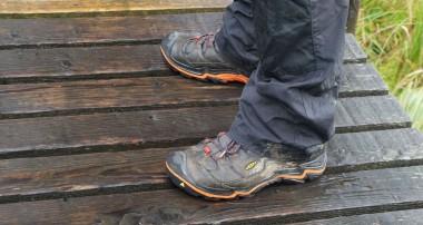 Wandern im KEEN Durand Mid WP – der leichte Wanderstiefel im Praxistest