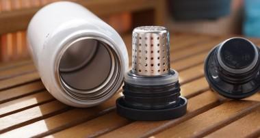 SIGG Hot & Cold White 0.3L – Thermo-Mug mit integrierten Teefilter im Praxistest