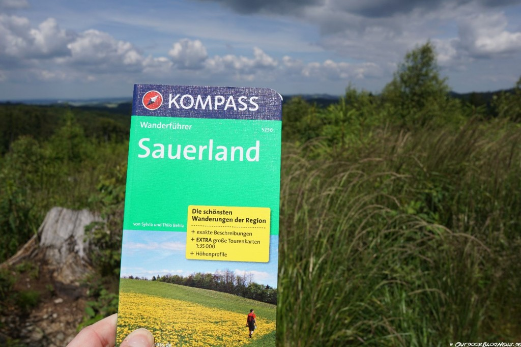 Wandern im Sauerland - Wanderführer  001