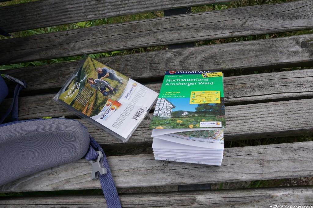 Wandern im Sauerland - Wanderführer  002