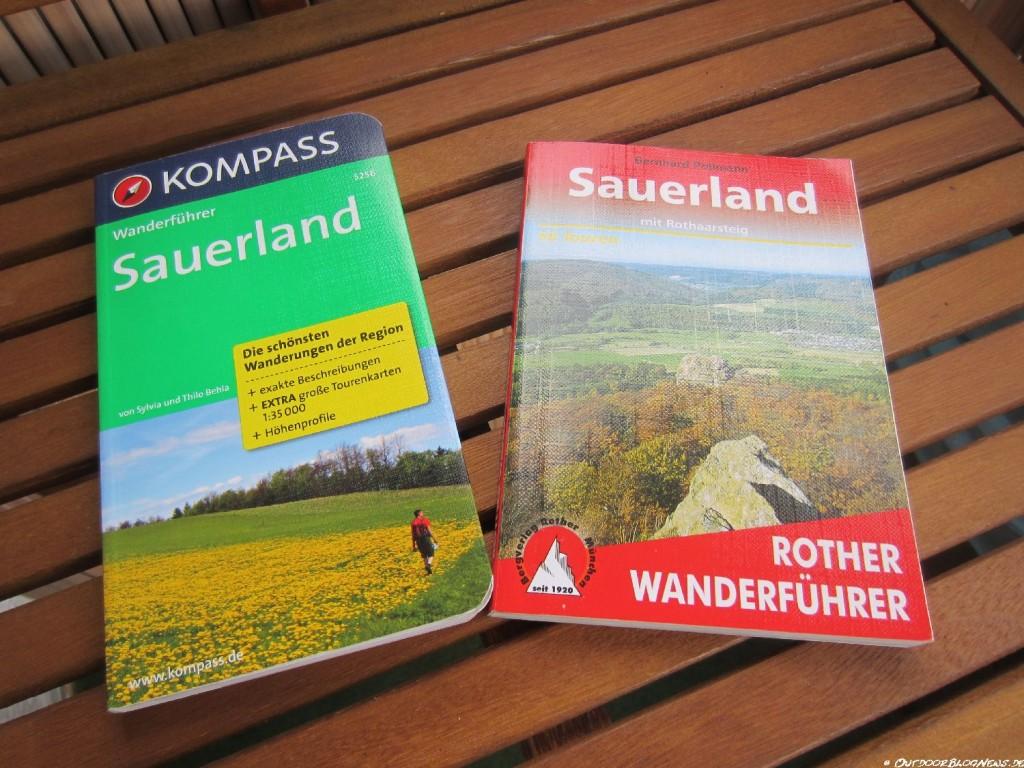 Wandern im Sauerland - Wanderführer  003