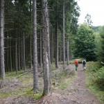 Wanderung im Tal der Feen - Achouffe  063