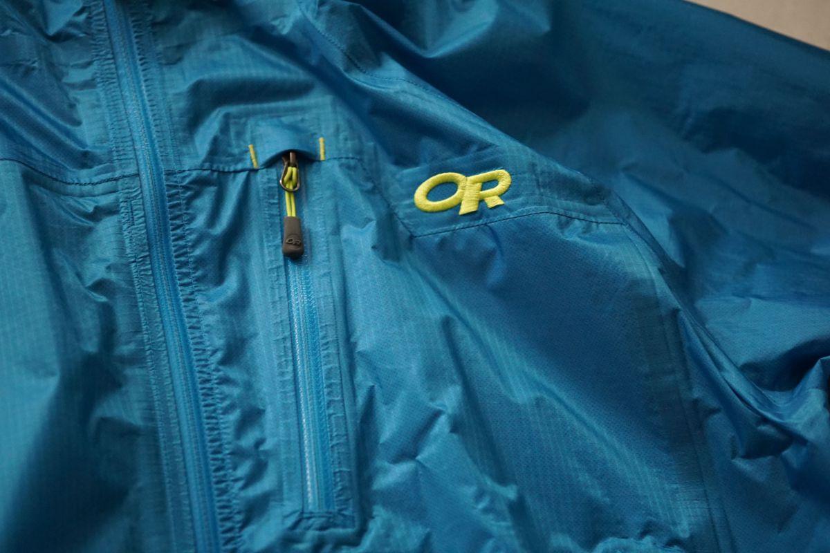 Outdoor Research Helium Hd Jacket Leichte Hardshelljacke