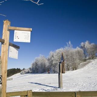 Winterwanderspaß im Sauerland mit der Smartphone-App