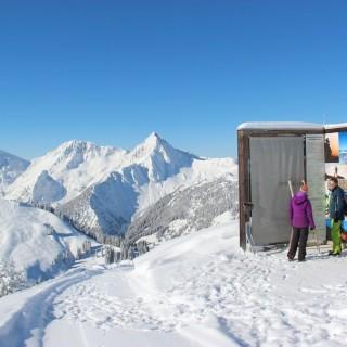 Winterwandern im Schneeparadies Tannheimer Tal