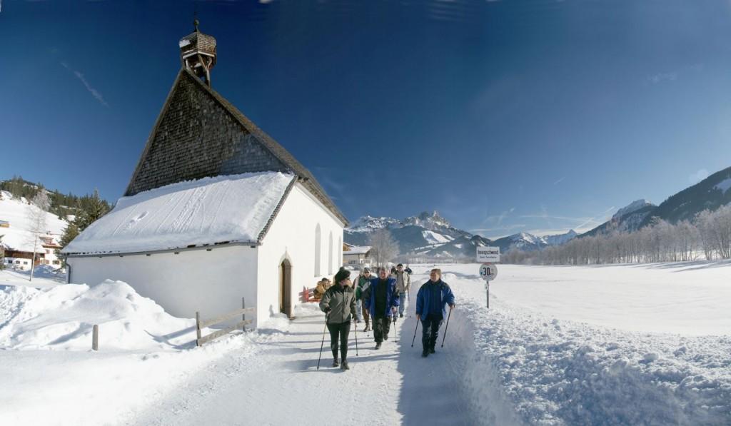 Tannheimer Tal, Winterwandern - Foto: Tannheimer Tal