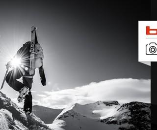 Das Alpenglühen beim Bergzeit Fotocontest
