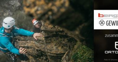 Mit ORTOVOX und Bergzeit zum Glückspilz im März