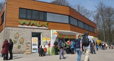 Das Kompetenzzentrum Wandern WALK am Fuß des Hermannsdenkmals