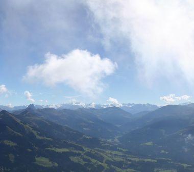 10 neue Panoramawege in der Ferienregion Wilder Kaiser